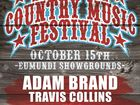 Anderson Productions is pleased to announce that the first Eumundi Country Music Festival will be held Saturday, October 15th.