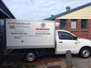 Gladstone 'mobile butcher' trials new meat delivery
