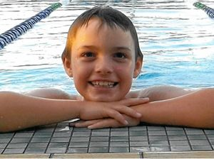 Join a swimming club: For the love of it!