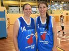 Although they both involve the concept of shooting a ball in to a hoop, netball and basketball require a whole different skill set according to Sam and Hannah.