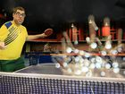 Seagulls Table Tennis provides Rio like conditions for our athletes.