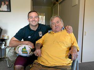Lifelong friendship found through the Men of League Foundation