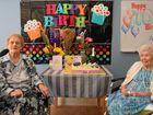 Two celebrate 101st birthdays in big Tweed milestone.