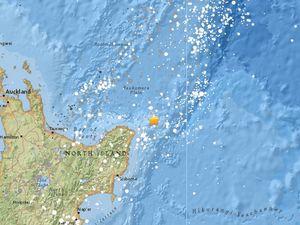 Tsunami warning as Magnitude 7.1 quake hits New Zealand