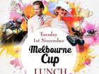 4 courses Lunch with complimentary glass of Sparkling Wine on arrival $69.90 per head  Doors open at 12pm Lucky Door Prizes