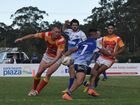 Grafton Ghosts halfback teased and tortured the Coffs Harbour Comets defence throughout the Group 2 Preliminary Final. rugby league 4 September 2016 Geoff King Motors Oval Photo: Brad Greenshields/Coffs Coast Advocate