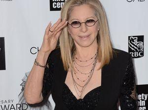 """Barbra Streisand flustered by """"attractive"""" Kevin Costner"""