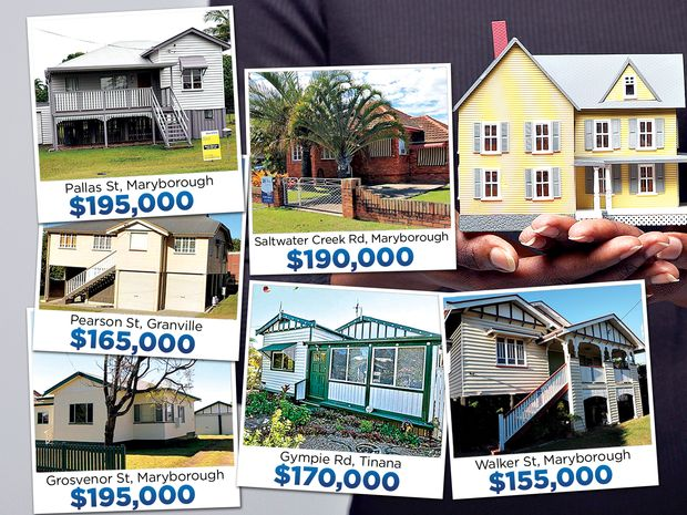 Bargain six great coast homes you can buy for under 200k for Houses under 200000