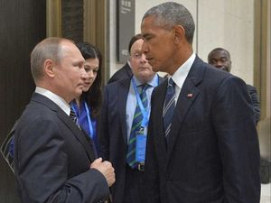 Obama and Putin hold 'candid, blunt and businesslike' talks