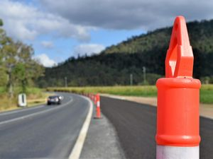Bruce Hwy worker: Reckless drivers nearly kill us every day