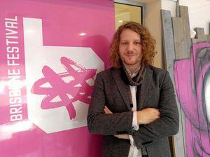 Toowoomba man tackles Australia's arts scene head-on