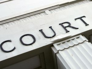 Justice asks about shackled man's behaviour in jail