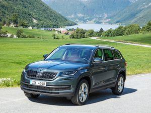 The best family SUV you won't buy? Skoda's Kodiaq revealed