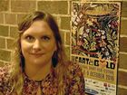 GOLD STANDARD: New festival director Emily Avilan is taking the Heart of Gold to new heights.