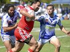 In a back and forth contest with the season's minor premiers Macksville Sea Eagles, the Rebels prevailed at the death 28-24.