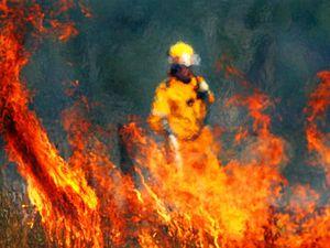 Multiple fires along the Warrego Highway