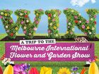 Win a Trip to the Melbourne International Flower and Garden Show