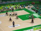 THE Australian men's wheelchair basketball team, the Rollers, can now turn their sights to the quarter-finals.