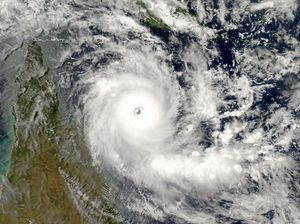 Up to four cyclones could hit the Coral Sea