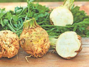 What's the craic with celeriac?