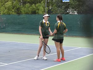 2016 NSW CHS Girls Tennis at Grafton