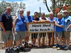 Men's Shed Airlie Beach are holding a fundraiser in a bit to raise funds for its building projects