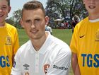 READY TO GO: Toowoomba product Daniel Bowles is setting the bar high for the Brisbane Roar's coming A-League season.