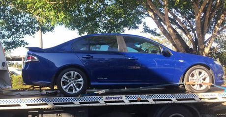 Did you see this vehicle, near Pimpama on October 30 2015?
