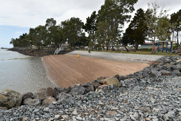 The Burrum Heads boat ramp took us $1.5million dollars to put up but there would not have been that amount in rates coming from the area.