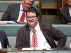Member for Dawson George Christensen in the House of Representatives at Parliament House in Canberra.