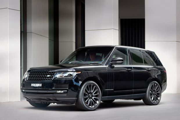 2016 Range Rover Vogue SE SDV8. Photo: Contributed