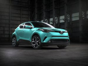 More style, less utility: Toyota C-HR small SUV coming