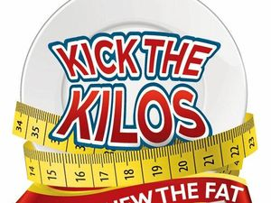 How to sign up to the Kick the Kilos challenge