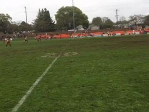 Action from grand final day and Warwick Cowboys