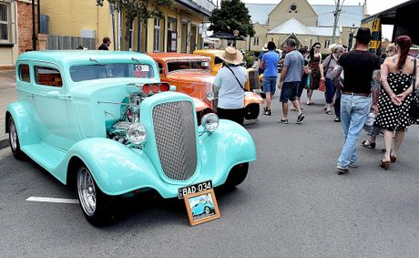 One reader suggested a place for vintage car lovers to display their cars