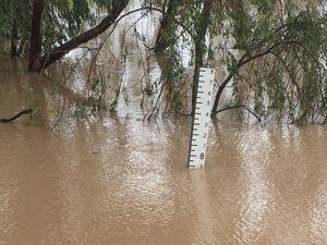Toowoomba braces for heavy rain, thunderstorms