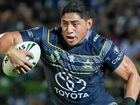 Jason Taumalolo and his young teammate Coen Hess were outstanding performers in last Friday night's memorable battle with Brisbane.