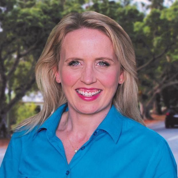 Education Minister Kate Jones