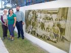 TAKE a walk down memory lane past the historic photos recently installed along Shorncliffe State School's retaining wall.