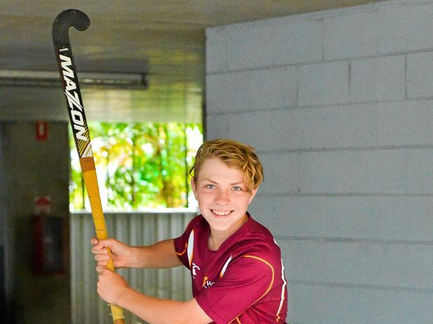 Ryley Bobart is this weeks Yaralla Sports Star.Photo Mike Richards / The Observer