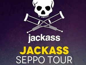 BUCKLE UP: Jackass tour is coming to ... Gympie?