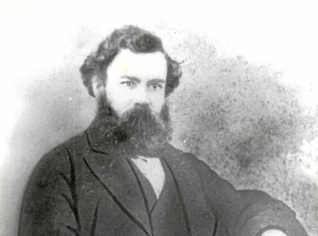 FOUNDING FATHER: Is James Nash one of Gympie region's seven most famous identities?