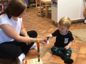 Crystal's Little Gems Family Daycare wins award
