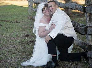 Toowoomba's weddings