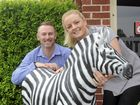 Dental practice's new zebra needs a name
