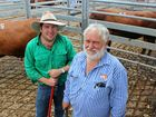 The Godfrey family travel a long way to sell bulls at Emerald.