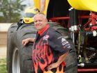 Monster trucks go head-to-head on Rockhampton soil