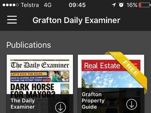 THE Daily Examiner has launched a brand new app to give you an even smoother way of viewing local news.