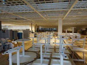 Ikea North Lakes build