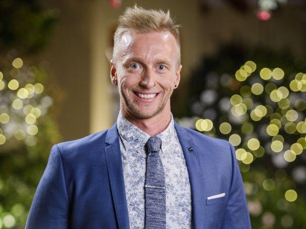 The Bachelorette contestant Ben Lyall.